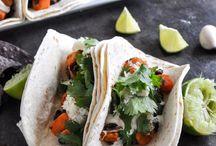 Mexican Food - Comida Mexicana / Porque la comida mexicana es la mejor del mundo :) ¡Se merece un tablero con muchas recetas! / by Rebeca Saez