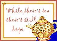 !Tea time / Proper tea / by Julie Jacobus