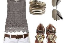 Vacation Style / by Jessicia Strong