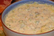 Soups!  / by Emily Ferguson