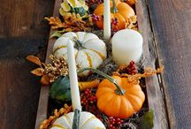 Fall & Halloween Decor / by Natalia Benavides