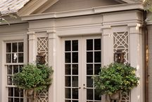millwork and profiles / by Hillary Taylor