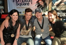 #1 Party If I Didn't Have You / Thompson Square celebrates their 2nd #1 Song! / by Thompson Square