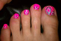 Toes/nails / by Shawna McCutchen