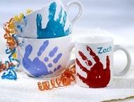 crafts with kids / by Mandi Shubert