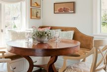 Nest: Dining Room / by Stephanie Clark