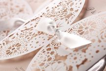Wedding Invitations / by Sarah Rose