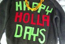Ho-Ho-Holidays / by Jill P