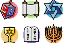 """Jewish Home and Life / Please see """"Chanukah Arts and Crafts"""" board, too. / by RedSeaCoral"""