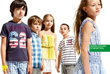 KIDS SUMMER 2013 / Everybody at the beach! Ready to enjoy the summer? Make it in a big way, with the new United Colors of Benetton's Kid and Tween collection Summer 2013. / by United Colors of Benetton