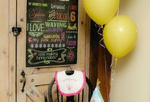 Rowan's birthday ideas / by Sarah Pernicka