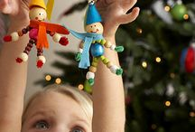 Christmas crafts for kids / by Desiree Says