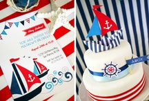 Nautical Party Ideas / by Christine @ Any Given Party