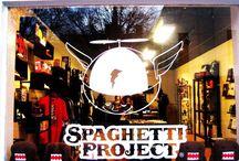 Spaghetti Project / by Arlene Munoz