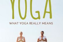 Yogi Life / by Hannah Church
