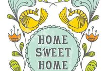 For the Home / by claire strebeck