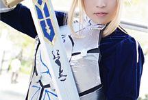 cosplay / by Daisuke Seki