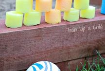 Pre-K Outside Activities / by Meghan Young