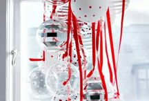Christmas Decorations / by Kathy Burkitt