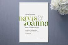 invitations / by La Cuca