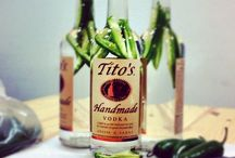 infusions / by TitosVodka