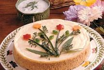 savory cheesecake / by Cyn Johnson