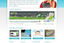 Diseño web / by Todo Bonito