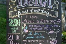 Birthday Isaiah / by Sara Stacy