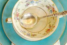 Fine china / by Kimberly Winfree
