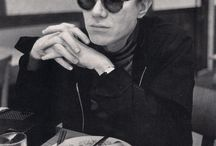 Images of Andy / #andywarhol #art / by Sabrina Rothstein