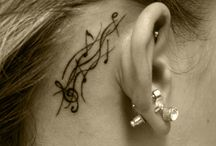 Tattoos / by Kelsie Mariano