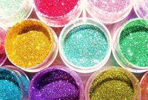 Glitter! / by Chrissy Thomas