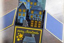 Pop Up Card in a Box / by Diane Zechman