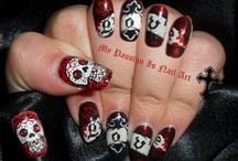 Awesome nail art / by Andie Halfacre