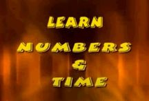 Learn Time & Numbers / by Navin Daswani