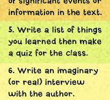 Expository writing / by Susan Lee
