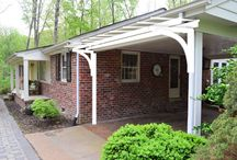 Home : Outside : Garage / Patio / by Amber Burck