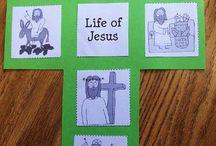 Sunday School ideas / by Lynn McHugh Louther