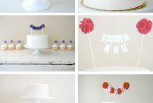 My birthday  / by My Baking Club