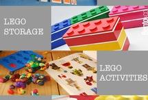 LEGO Land / by Melissa Corkum