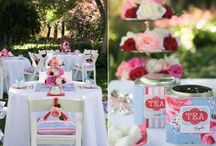 Bridal Shower Ideas / by Christine @ Any Given Party