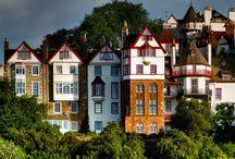 Houses / by Piroska B