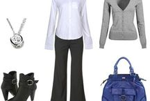 Interview Attire - Women / by LCSC CAS