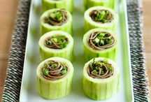 small plates/party ideas / by Beth Buckley