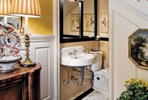 Bathroom Ideas / by Carly Parker