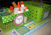 Classroom Organization  / by Earlann Hartley