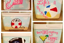 Coolers / by Emily Nardi