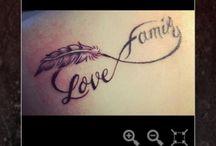 Tattoo ideas / by Katie Treakle