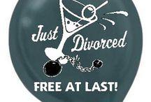 Divorce Party Ideas  / by Shaunte Webb