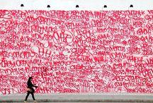 Graffiti, Signs + other Street Art / by Lisa Weldon